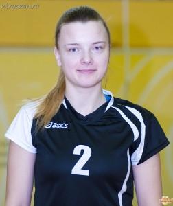 Наталья Черней ВК Рязань