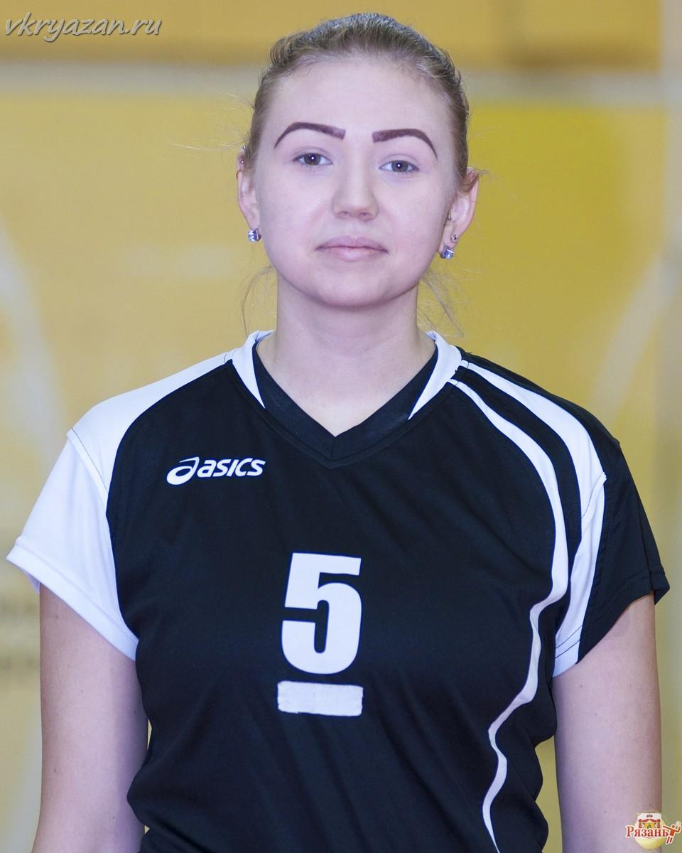 (К) Дарья Григорьева ВК Рязань