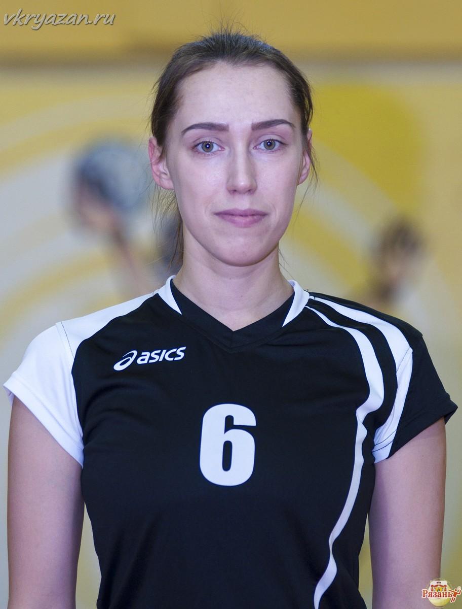 Полина Шитякова ВК Рязань