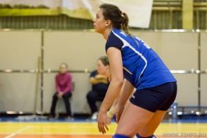 Волейболисткам «Рязани» не хватило опыта.