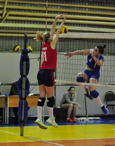 Волейболистки ВК Рязань