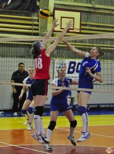 Капитан ВК «Рязань»  Номер: №5  Дарья Григорьева