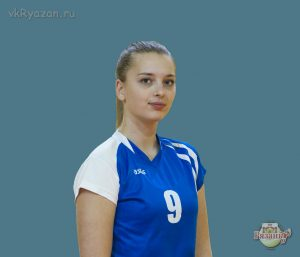 """Дарья Черней ВК """"Рязань"""""""
